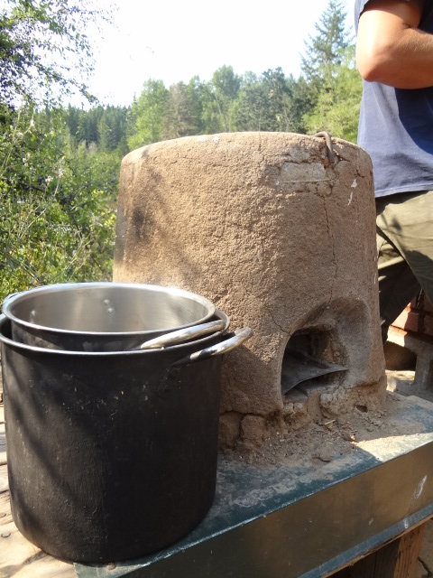 Rocket stove: the Oaxaca One-Pot